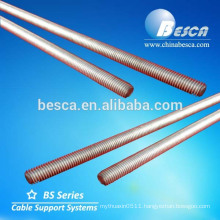 Metal Hot Sale Chinese Good Reputation Zinc Plated Threaded Rod