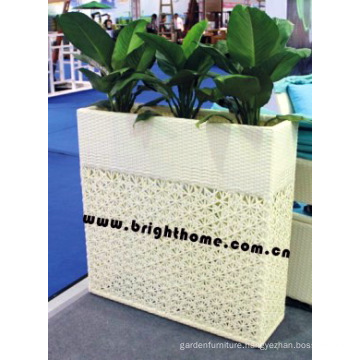 Garden Planter / Outdoor Rattan Furniture / Flower Pot