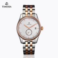 Relógio de aço inoxidável estilo clássico 72195
