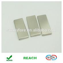 N52 Никл покрытием магнитный лист