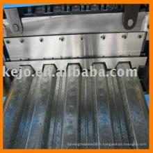 Machine à former des rouleaux en acier