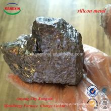 silício metal