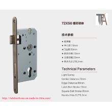Cuerpo de bloqueo de hierro para ventana o puerta de aluminio
