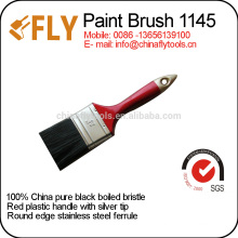 double colors plastic handle paint brush
