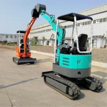 1.8 ton mini digger crawler excavator 1800kg