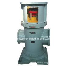 Bomba de tornillo tres del aceite de motor 3GCLS110X2