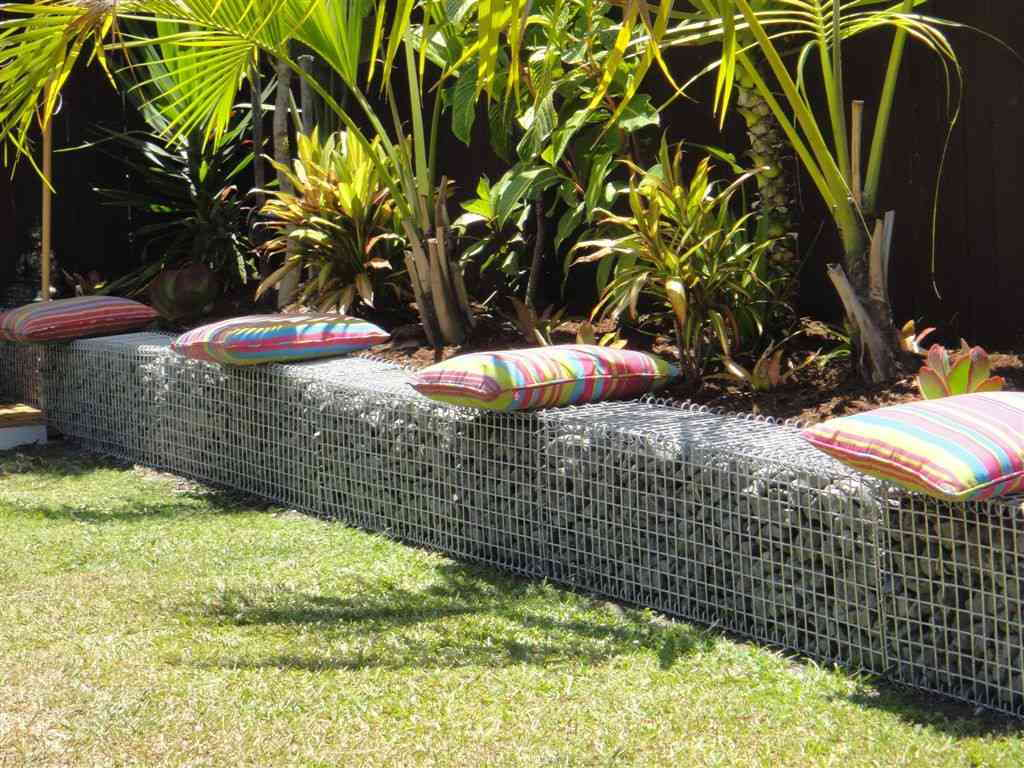 Welded Gabion Square Hole