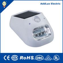 Aqueça a lâmpada das energias solares do diodo emissor de luz de SMD do branco 0.5W mini SMD