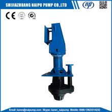 R55 rubber lined vertical sump pumps