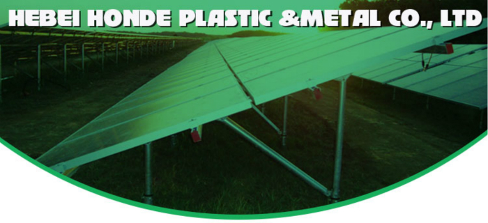 Solar Panel Ground Mounting Brackets