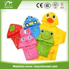 Kid' s PVC Raincoat