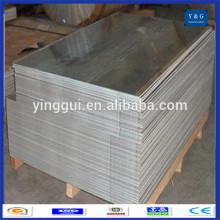 5052 Hoja / placa de la aleación de aluminio para la marina