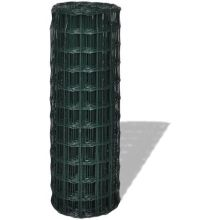 Hot mencelupkan Galvanized Type Euro Fence Roll