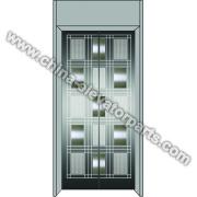 Porta di cabina ascensore
