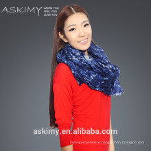 New fashion scarf and shawl from inner mongolia China
