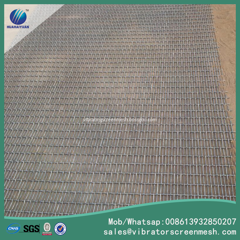Flat Top Wire Mesh