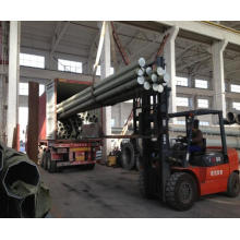 Verteilung verzinkte Kraftübertragung Stahlstange