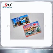 Рекламные магнитные закладки с пользовательским логотипом
