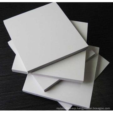 4x8 rigid celuka cellular pvc foam board and pvc sheet manufacturer for cabinet bathroom door decoration