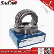 Argentina Mercado Rodamiento Koyo Inch HM518445 / 10 Rodamiento Koyo HM518445 / HM518410 Rodamiento Tamaños 88.9 * 152.4 * 39.688mm