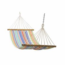 Multi Colored Outdoor Camping Hammock Swings