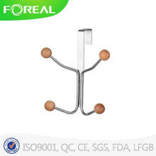 2015 New Design Metal Over The Door Coat Hook