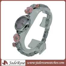 Charm Flower Band Quartz Lady Reloj