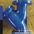 Ductile Iron Ggg40 Ss Drain Valve Y Strainer Y Filter