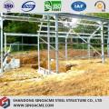 Vorgefertigte leichte Stahlstruktur Gebäude für Haus und Büro