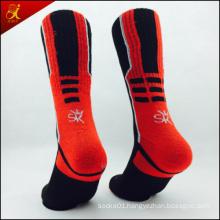 Warm Sport Socks for Basketball Sport Wearing