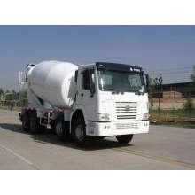 HOWO Brand Chassis 8X4 14 M3/14 Cbm Mixer Truck