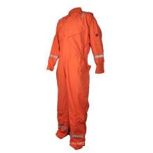 Ropa de trabajo uniforme resistente al aceite para ingeniero.