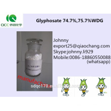Weedicide / herbicide Glyphosate / Roundup 95% TC, 41%, 450 g / L SL herbicide