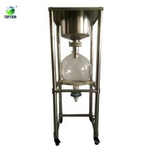 20л лаборатории нержавеющей стали вакуумные TOPT-ХЛ-20 фильтр промышленной фильтрации
