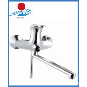 Wall-Mounted Kitchen Sink Faucet in Sanitary Ware (ZR22203-B)