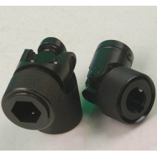 aluminum black anodizing motorcycle univeral couplings
