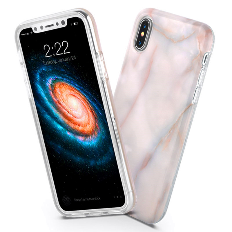 White Shell For IphoneX