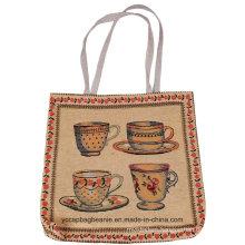 High Quality Jacquard Shopping Bag