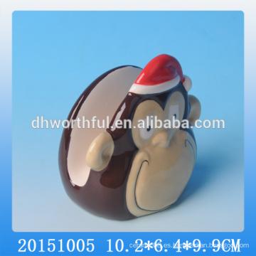 Sostenedores hechos a mano de la servilleta, sostenedor decorativo de la servilleta con diseño del mono
