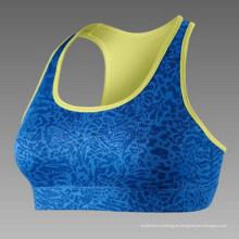 OEM Custom Sexy Women Sportswear para Deportes con Almohadillas