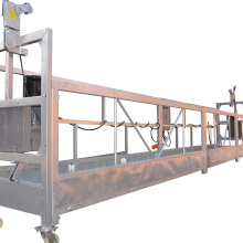 Automatic 1000,800,630kg Electrical Suspended Scaffolding