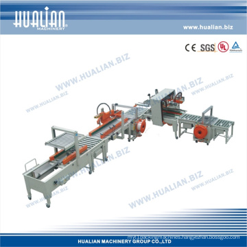 Hualian 2016 Carton Packaging System (XFK-7)