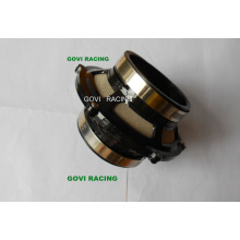 Negro Doble 3in Inlet Bypass Valve Filter con Acero Inoxidable