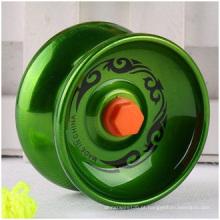 Atacado de liga de metal único rolamento Yo-Yo Ball