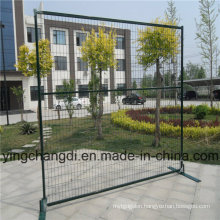 Hot Sale in Canada and Popular Used in House and Garden Canada Style Temporary Fence
