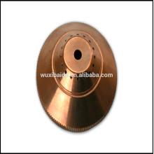 OEM Drehmaschine Kupfer Teile CNC-Bearbeitung Kupfer Teile Lieferant