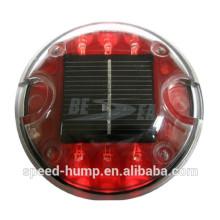 Blaue / rote / weiße / gelbe LED solarbetriebene Auffahrt Markierungsleuchte