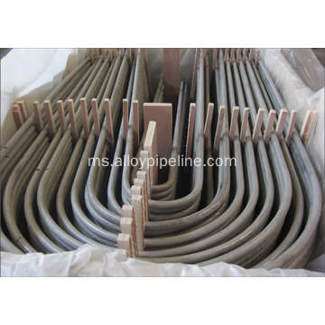 A213 TP347H Lancar Stainless Steel U Bend Tube