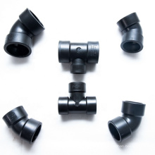 Factory direct supply Large diamater plastic pipe PN10/16