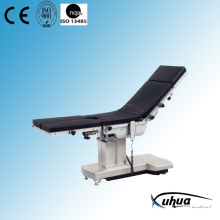 Electric-Hydraulic Operation Table